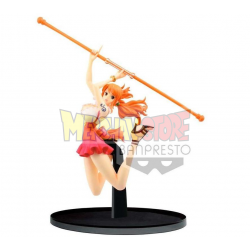 Figura Banpresto World One Piece - Nami Colosseum 13cm
