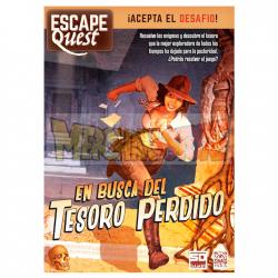 Juego En Busca del Tesoro Perdido Escape Quest