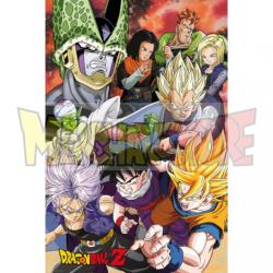 Póster Dragon Ball Z - Cell Saga 61x91.50cm