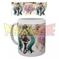 Taza cerámica Hatsune Miku - Steam Punk 330ml