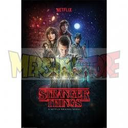 Póster Stranger Things - One Sheet 61x91.50cm