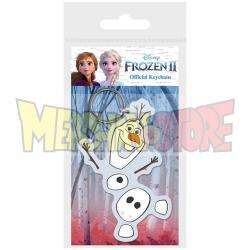 Llavero de goma Disney - Frozen 2 Olaf