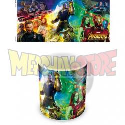 Taza cerámica Marvel - Avengers Infinity Wars 2 320Ml