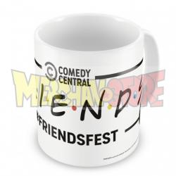 Taza cerámica Friends - Logo 320ml