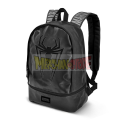 Mochila premium urban Marvel - Spider-man 46cm negra