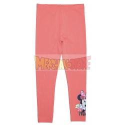 Leggins Disney - Minnie Mouse gafas rosa 5 años 110cm