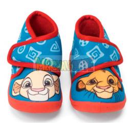 Zapatillas bota infantiles Disney - El Rey León - Simba y Nala Talla 24