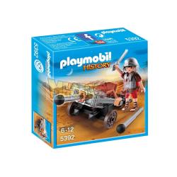 Playmobil - 5392 Legionario con catapulta