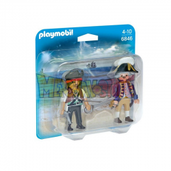 Playmobil - 6846 Pack pirata y soldado
