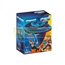 Playmobil - 70070 Rex Dasher con paracaídas