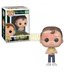 Figura Funko POP 440 Rick y Morty - Morty market pvp