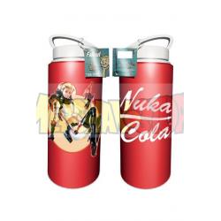 Botellín de aluminio Fallout - Nuka Cola 0.70L