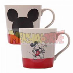 Taza cerámica sensitiva al calor 320ML Disney - Mickey Mouse