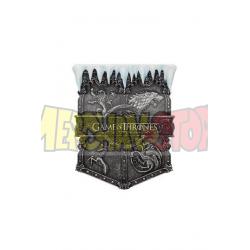 Imán Juego de Tronos - Ice Sigil 12cm