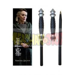 Varita bolígrafo Harry Potter con marca páginas - Narcissa