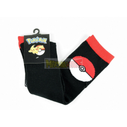 Calcetines Altos Pokemon - Pokeball Talla única