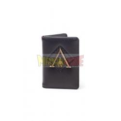 Cartera premium porta tarjetas Assassin's Creed Odyssey - Odyssey Logo metálico