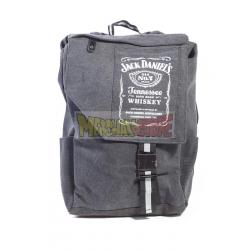 Mochila Jack Daniel's Logo gris 41cm