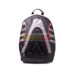 Mochila Assassin's Creed Odyssey negra - gris 41x31cm