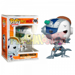Figura Funko POP Dragon Ball Z - Mecha Frieza 9cm