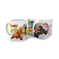 Taza cerámica Dragon Ball Super - Fusión Dance 330ml