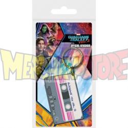 Llavero de goma Guardianes de la Galaxia - Awesome Mix Vol. 2
