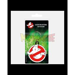 Llavero de goma Cazafantasmas - Logo