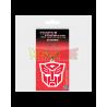 Llavero de goma Transformers - Autobots