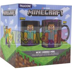 Taza térmica cerámica Minecraft - Enderrman 325ml