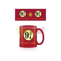 Taza cerámica 325ML Harry Potter - 9 3/4