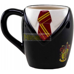 Taza cerámica3D Harry Potter - Uniforme corbata 470ml