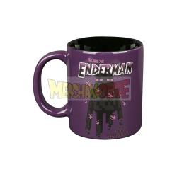 Taza cerámica Minecraft - Enderman