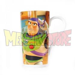 Taza cerámica larga Toy Story - Buzz Lightyear 500ml