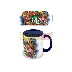Taza cerámica Super Mario World 415ml