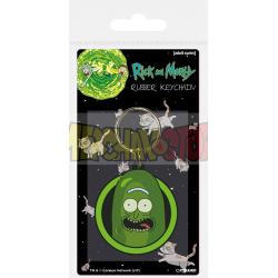 Llavero de goma Rick and Morty - Pickle