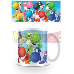 Taza cerámica Super Mario - Yoshi 330ml