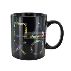 Taza cerámica termocolora PlayStation 300ml