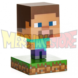 Lámpara icon Minecraft - Steve