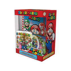 Caja regalo Super Mario