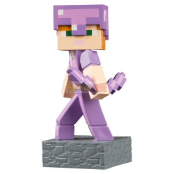 Figura Minecraft Adventure mini vinyl - Enchanted Alex