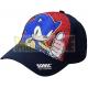 Gorra niño Sonic - pulgar arriba talla M 56cm