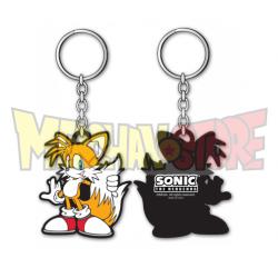 Llavero de goma Sonic - Tails