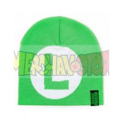 Gorro premium Nintendo - Luigi