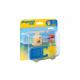 Playmobil 1.2.3 - 6961 Trabajador con carretilla