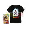 Camiseta adulto Leage of Legend - LOL negra Talla S