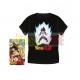 Camiseta adulto Dragon Ball Z - Vegeta negra Talla M