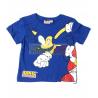 Camiseta niño Sonic azul 4 años 104cm