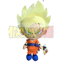 Peluche Dragon Ball Super - Goku Super Saiyan 30cm
