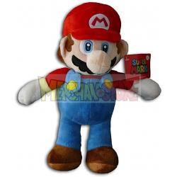 Peluche Super Mario - Mario 37cm