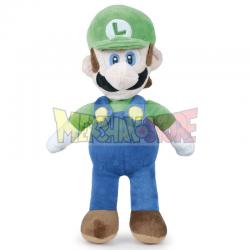 Peluche Super Mario - Luigi 37cm